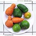 爸爸的愛心蔬菜