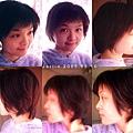 2005年3月_剪短頭髮