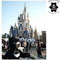 Yeh Shui的台灣小黑熊在東京迪士尼