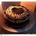 蛋糕跟卡片是我為Robert準備的小禮物