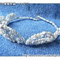 蕾絲型珠珠皇冠
