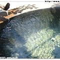 水面上的波紋很美