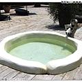 可愛的小浴池