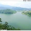 經過燕子湖,這裡景色蠻壯觀的耶~