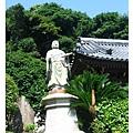 日蓮上人的法像,祂是龍口寺的主人
