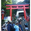 江之島神社前