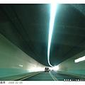 快出雪山隧道到宜蘭了