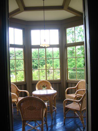 喝下午茶的小房間