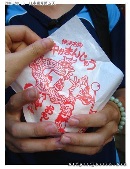 在中華街一定要吃的大肉包