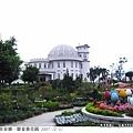 鬱金香花園也是花蓮著名的景點