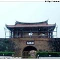 下午來到恆春鎮上看到歷史悠久的古城門
