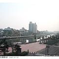 早晨的運河