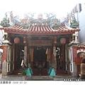 雖然現在香火沒有很盛,但這座廟宇的傳統建築工藝保留得很好