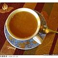 上次來我也喝這個[西藏酥油茶]