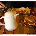 我的酥油茶跟烤小餅乾