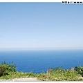 這裡是蘇花公路幾乎最高的一個休息點,可以看到好大一片的太平洋