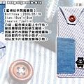 20060516_藍條紋休閒風筆袋