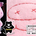 20060914_豬妹妹抱枕