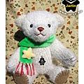 20071106_星星圍巾熊