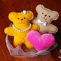 20090205_餅乾熊婚禮組