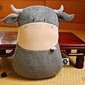 20081231_大水牛抱枕