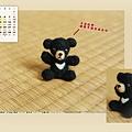 8月_3_小小台灣黑熊‧羊毛氈小熊熊