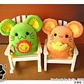 20080107_金運鼠 & 元氣鼠