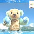 10月_2_地球寶貝熊(9週年紀念熊)
