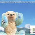 10月_1_地球寶貝熊(9週年紀念熊)