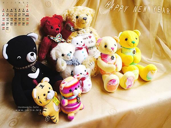 2011_1月_Happy New Year!