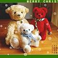 2010_1_聖誕桌布‧毛海熊熊