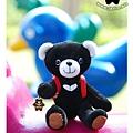 20100817_揹花布包的台灣黑熊《專屬訂製熊熊》