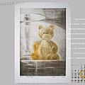 09月_4‧Jarlin熊熊版畫創作 (10週年桌布)