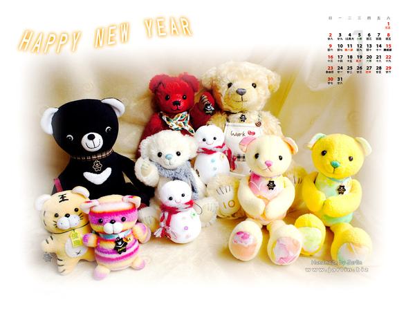 2010_1月_Happy New Year!