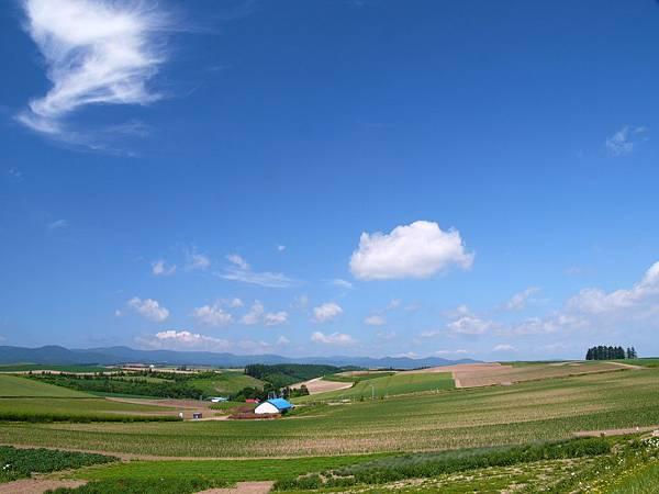 北海道-田
