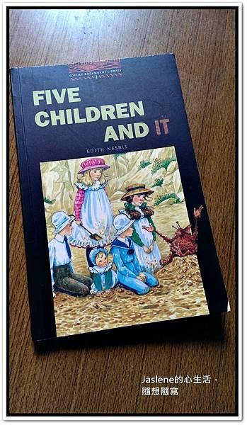 再看一遍會有不同感覺的童話故事-Five Children And It