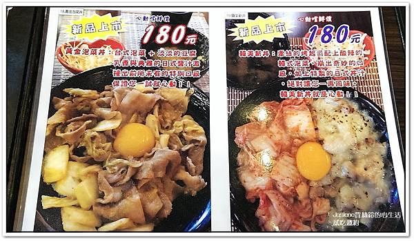 日式丼飯-新丼8