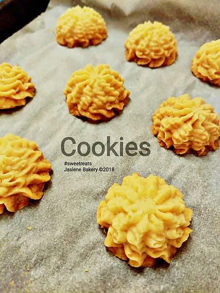 烘焙課曲奇餅乾1