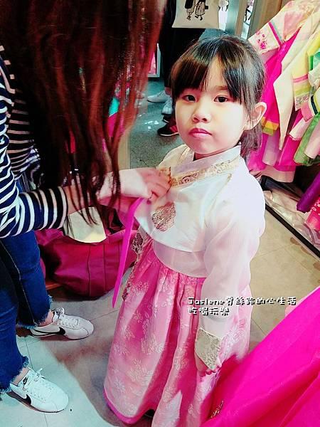 生日快樂之韓國親子自由行109