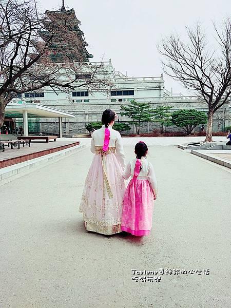 生日快樂之韓國親子自由行123