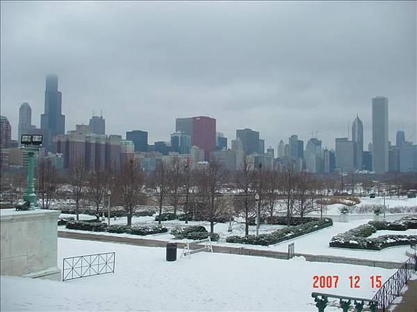 好美的Chicago