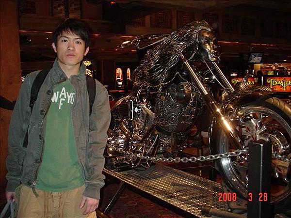 海妖摩托車