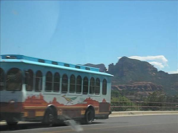 公車也如此可愛