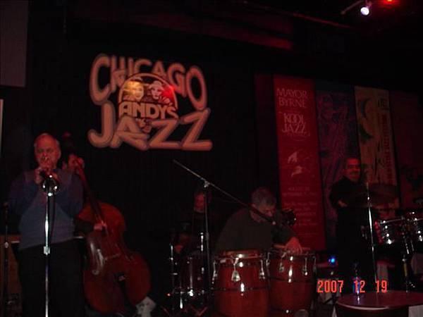 三十多年的jazz bar
