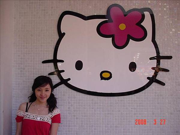 遇見Hello Kitty