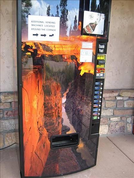 連販賣機也有設計過 很好很整體
