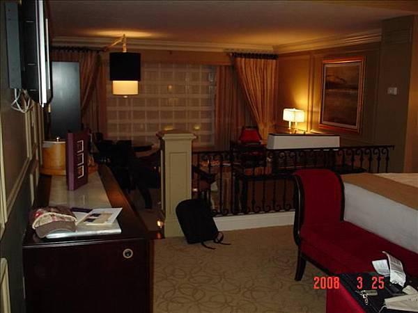還有私人大客廳