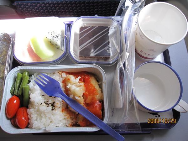 001_復興航空的早餐.JPG