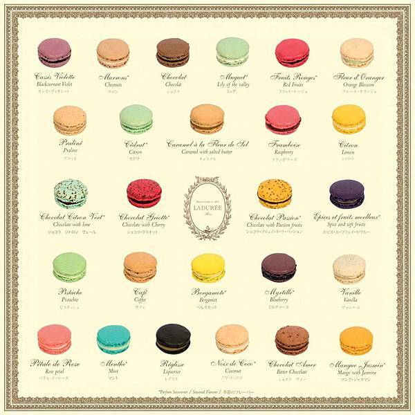 Laduree catalogue