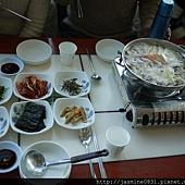標準的韓式料理